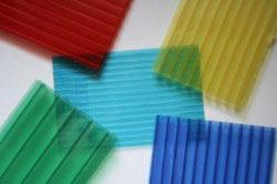 Цветовая гамма сотового поликарбоната