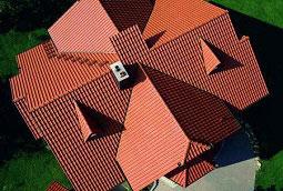 Крыша в виде конверта
