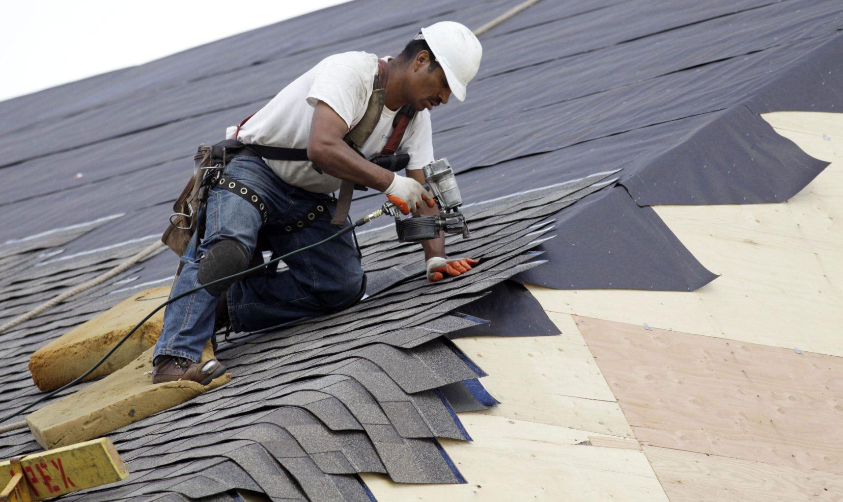 Popravite mehke strehe