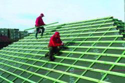 Может возникнуть необходимость замены обрешетки (полность или частично). В таком слк=учае потребуется полноценный ремонт крыши с полной заменой кровельного покрытия.