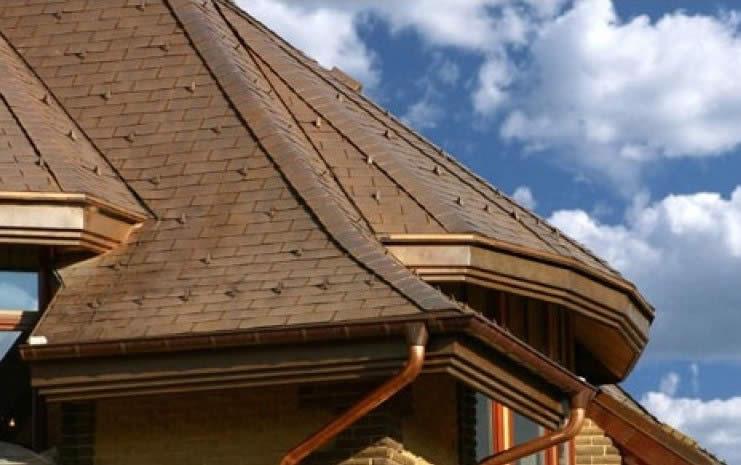 Сливы с крыши дома своими руками