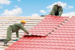 мягкая крыша из битума монтаж