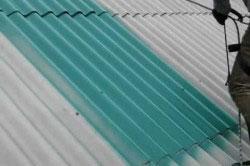 Покраска шифера распылителем