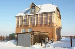 Завершение подъема крыши