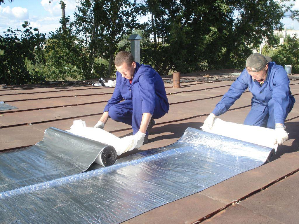 Гидроизол на крышу своими руками фото 696